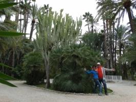 At municipal park