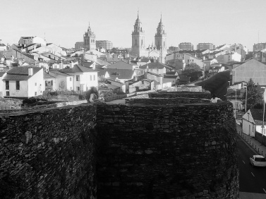 Walled city of Lugo