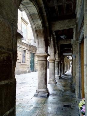 Arcaded street