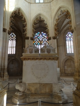 Tombs of King Joao and His wife