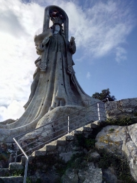 Virgen dela Roca