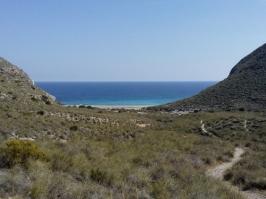 El Enmedio Cove