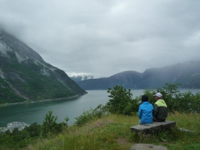 Views of Eidfjord