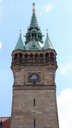 The Ratshaus Tower