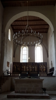 Altar of Dureck Abbey