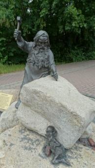 The Dwarf miner