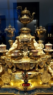 The Golden Coffee Service